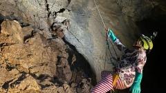 Jaskinia Kasprowa Wyżnia i Średnia - wyjście kursowe